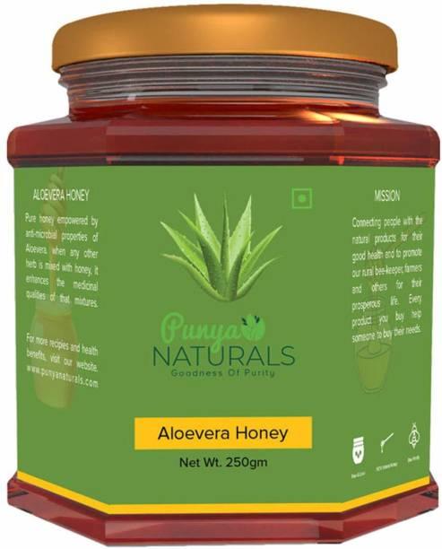 Punya Naturals Orgainc ALOEVERA HONEY