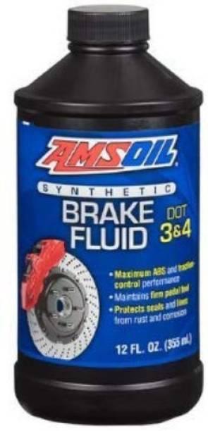 AMSOIL Synthtic DOT 3&4 Brake Oil(0.355 L) Brake Oil