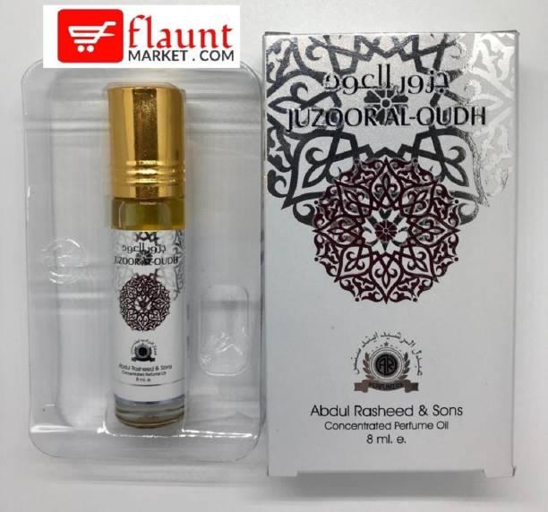 Flaunt Market NATURAL ESSENTIAL ATTAR ORIGINAL JUZOOR-AL-OUDH-ATTAR Floral Attar