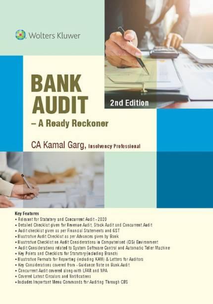 Bank Audit - A Ready Reckoner Second Edition