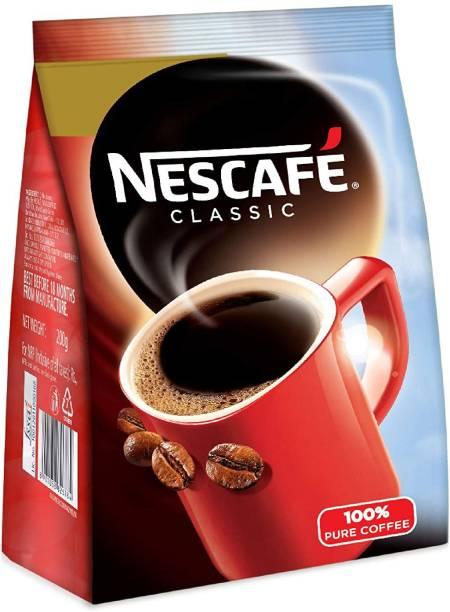 Nescafe Classic Stabilo, 200g Pouch Instant Coffee