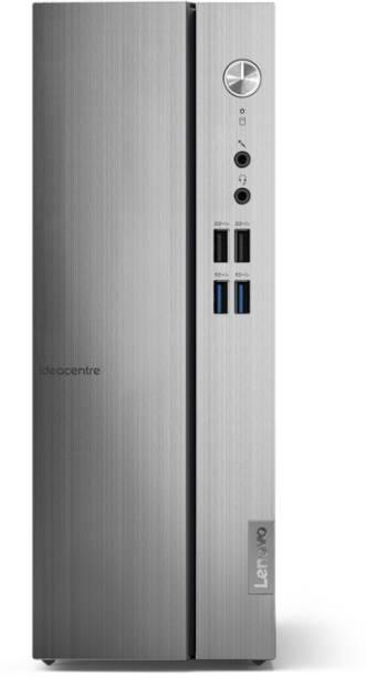 Lenovo Core i3 (9100) (4 GB RAM/Intel UHD Graphics 630 Graphics/1 TB Hard Disk/Windows 10 (64-bit)) Full Tower with MS Office