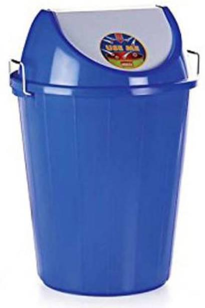 Ganesh Enterprise SWING BUCKETS 25 LTR 001 Plastic Dustbin (Multicolor) Plastic Dustbin