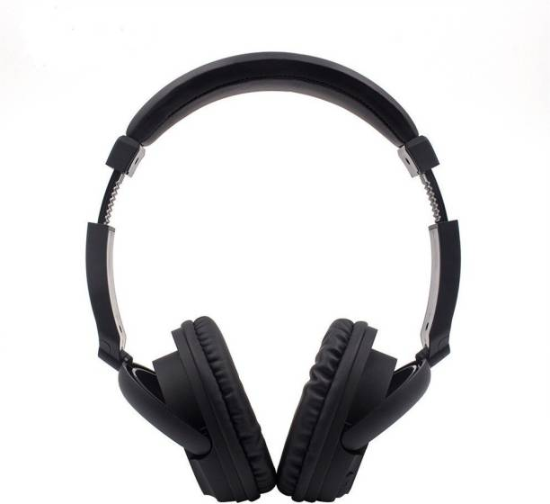 InOne Over the Ear Wireless Headphone Bluetooth Headset