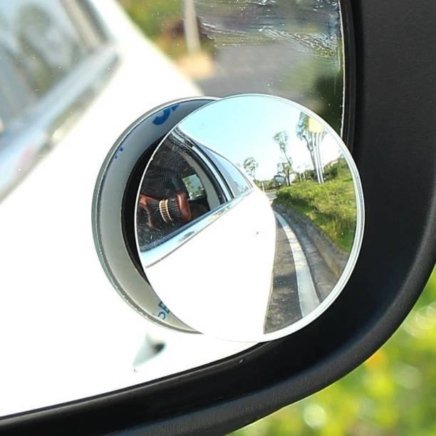 carfrill Manual Rear View Mirror, Blind Spot Mirror For Universal For Car Universal For Car