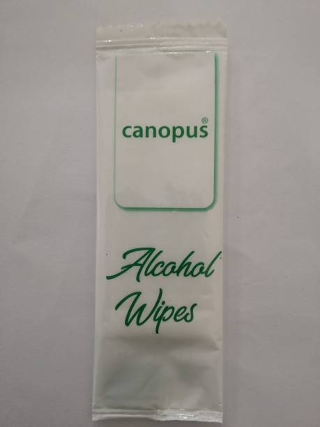 Canopus Alcohol Wipes