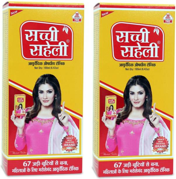 Sachi Saheli Ayurvedic Medicinal Tonic for Women