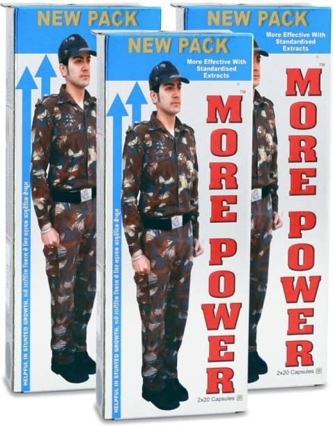 More Power Ayurvedic Capsules