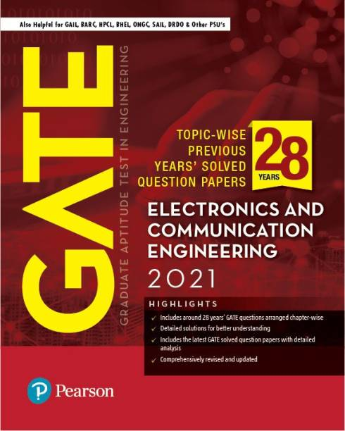 Gate Topic-Wise Previous Years' Solved Question Papers Electronics and Communication Engineering