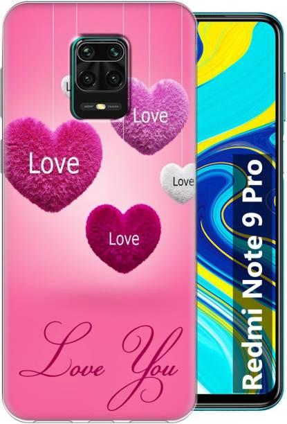 Flipkart SmartBuy Back Cover for Mi Redmi Note 9 Pro, Mi Redmi Note 9 Pro Max, Poco M2 Pro