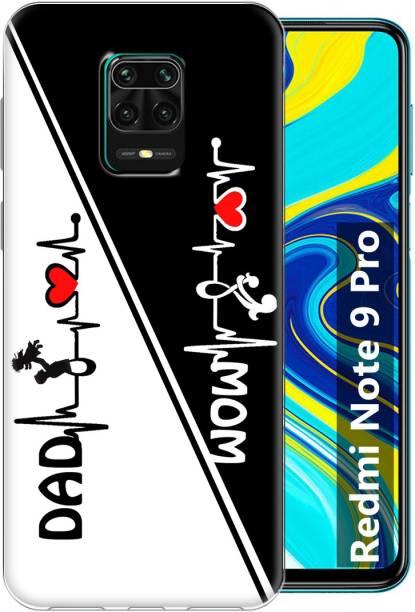 Flipkart SmartBuy Back Cover for Poco M2 Pro, Mi Redmi Note 9 Pro, Mi Redmi Note 9 Pro Max