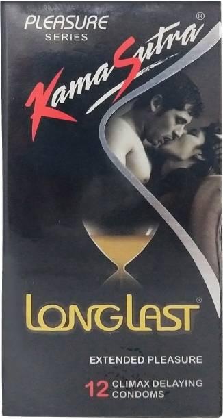 Kamasutra Long Last Condom