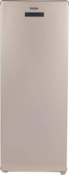 Haier 151 L Single Door Upright Freezer