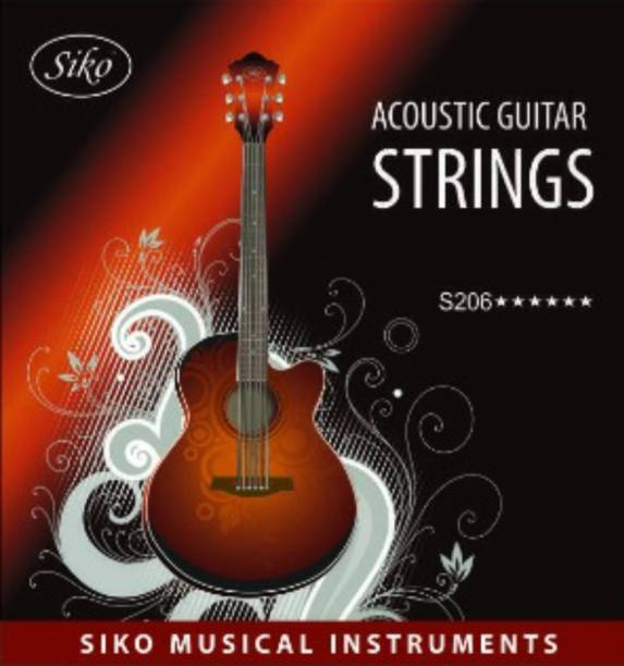 Siko Acoustic S206-SL Bronze Stainless Steel Guitar String