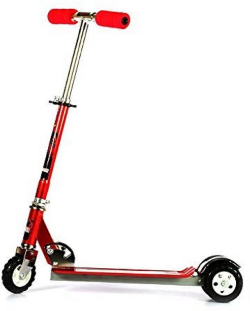 NIYAMAT Road Runner Scooter for Kids - The Smart Kick Scooter for Kids/Baby with Adjustable Height, Foldable Kids Scooter Kids Scooter
