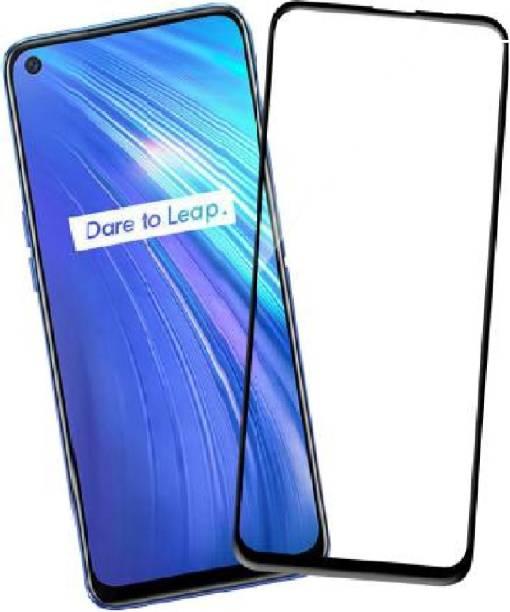 Knotyy Edge To Edge Tempered Glass for Realme Narzo 30 Pro, Realme 6i, Realme 6s, Vivo Z1 Pro, Oppo Reno2 F, Moto One Fusion+, OPPO Reno 2z, Realme 7, Realme Narzo 20 Pro, Oppo A52, Oppo A92, Realme 6