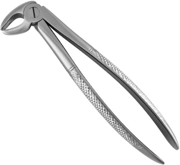 Agarwals Tooth Extraction Forcep No 13 For Lower Premolars Serrated Forceps