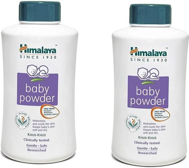 HIMALAYA Combo pack of baby powder 700 x 2 = 1400gm