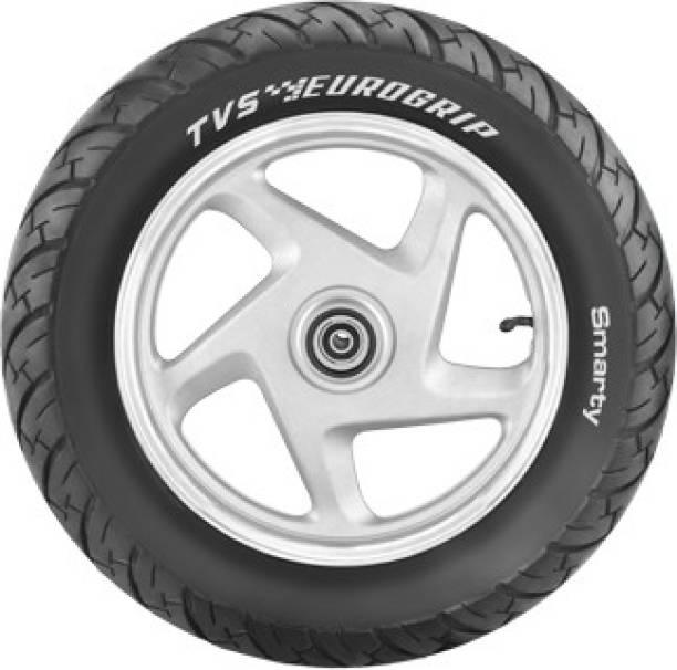 TVS Eurogrip Smarty 90/100 - 10 53 J Front & Rear Tyre