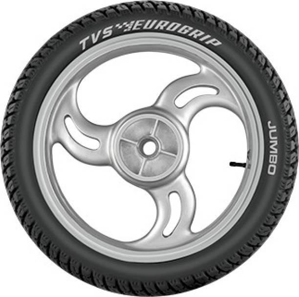 TVS Eurogrip Jumbo 3.00 - 18 52 P Rear Tyre