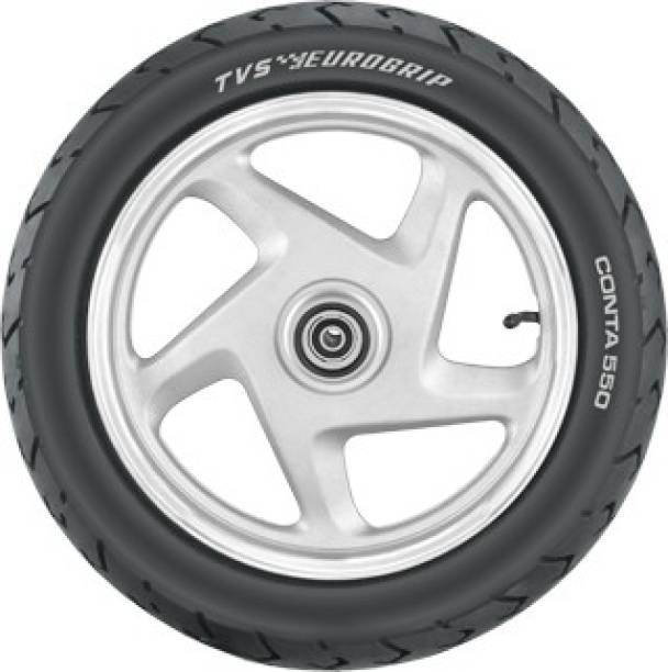 TVS Eurogrip Conta 550 90/90 - 12 54 J Front & Rear Tyre