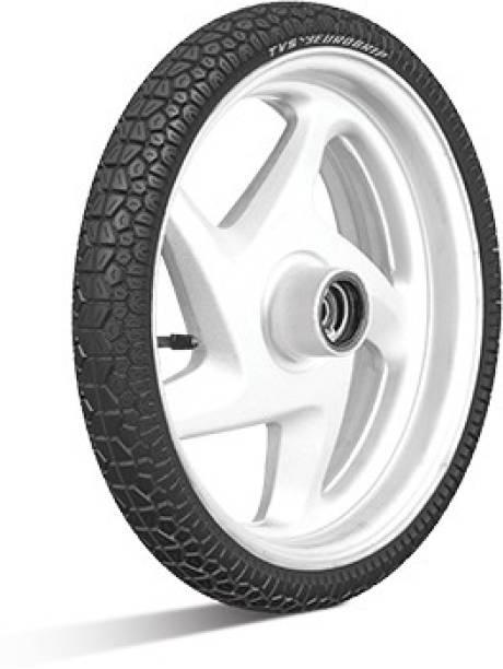 TVS Eurogrip Dura Pro 3.00 - 18 52 P Rear Tyre