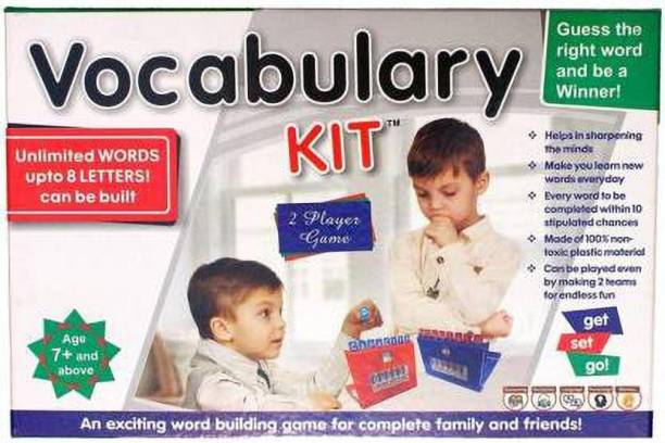 atul gift& toys vocabulary kit Word Games Board Game