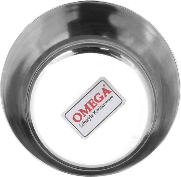 Omega Sadi Vati 5 Stainless Steel Sauce Bowl