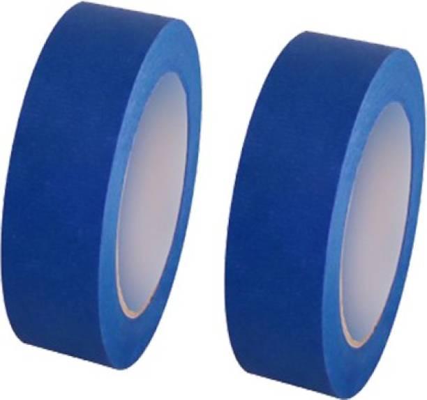 Rauma Plastic Polymer Tape Blue Electric Tape Pack of 2