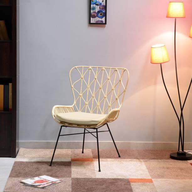 @home by Nilkamal Ariel Cane Living Room Chair