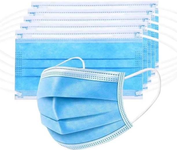 BILDOS 3 Layer Non Woven Fabric Premium Quality Surgical Mask