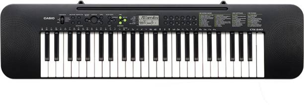 CASIO CTK-240 CTK-240 Digital Portable Keyboard