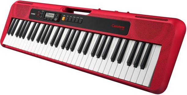 CASIO CT-S200RD KS47A Digital Portable Keyboard