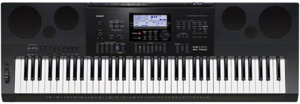 CASIO WK-7600K2 KH30 Digital Portable Keyboard