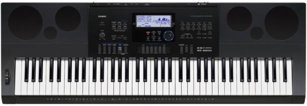 CASIO WK-6600K2 KH29 Digital Portable Keyboard