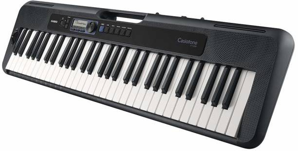 CASIO CT-S300BK KS49A Digital Portable Keyboard