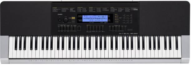 CASIO WK-240 KH33A Digital Portable Keyboard