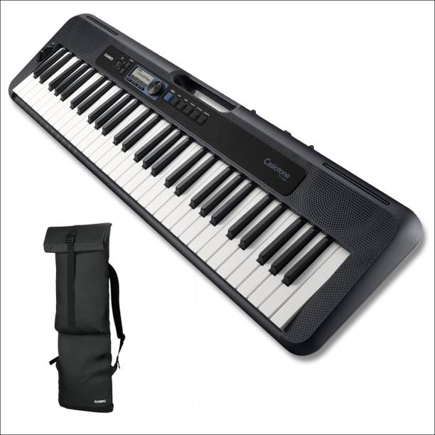 CASIO KS49B CT-S300BK + Carry Case Bag Digital Portable Keyboard