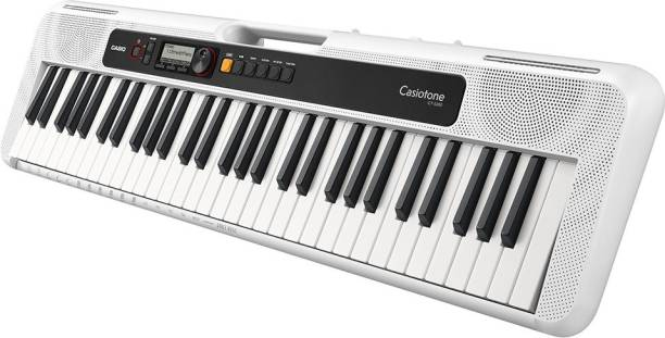 CASIO CT-S200WE KS48A Digital Portable Keyboard