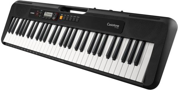 CASIO CT-S200BK KS46A Digital Portable Keyboard