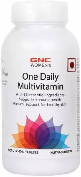 GNC Women's One Daily Multivitamin - Immune and Overall Women's Health
