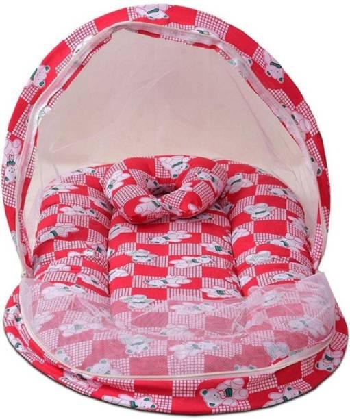 WONDERLAND Cotton Infants Baby mosquito net Mosquito Net