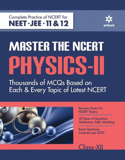 Master the Ncert for Neet Physics