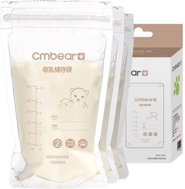 cmbear Breast Milk Storage Bag 30Pcs
