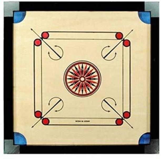 Domini Full Size Carrom Board 85 cm Carrom Board