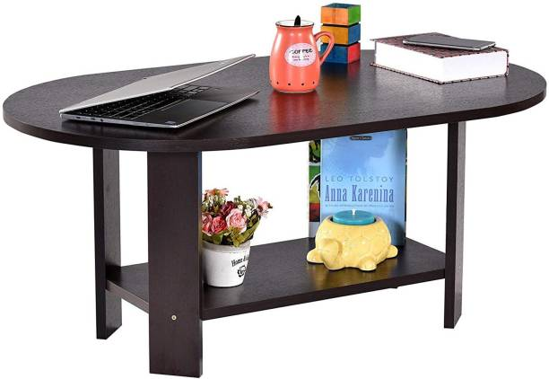 Allie Wood Engineered Wood Coffee Table