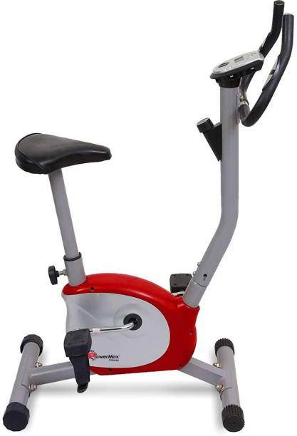 Powermax Fitness BU-200 Upright Stationary Exercise Bike