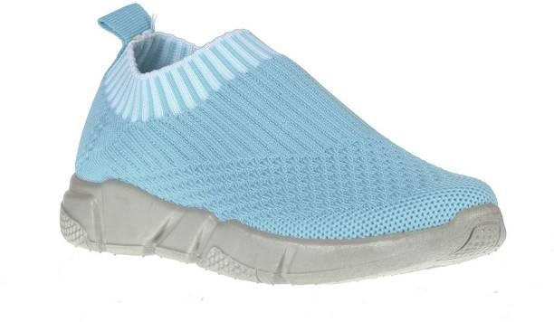 Khadim's Girls Slip on Sneakers