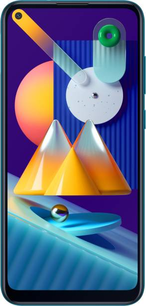 SAMSUNG Galaxy M11 (Metallic Blue, 64 GB)