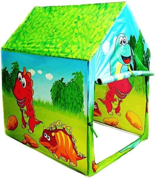 Tector Big Dino Hunter Playing - Tent House